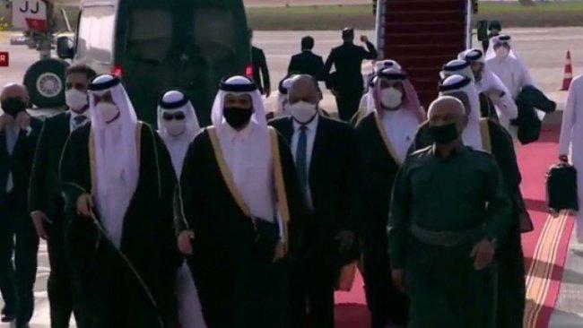 Katar Dışişleri Bakanı, Erbil'de