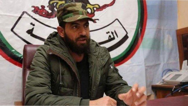 Hafter güçleri komutanına suikast