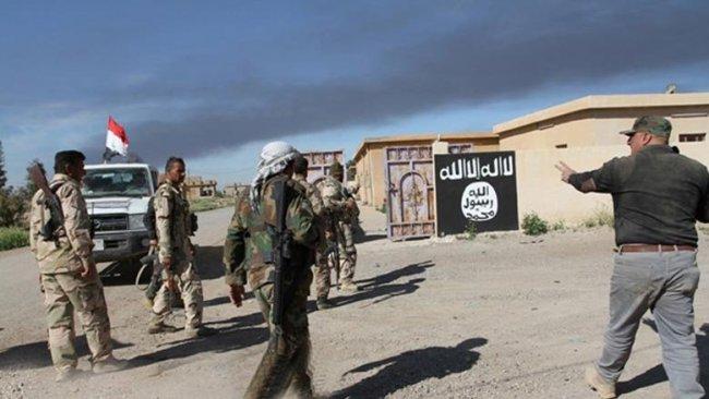 Kerkük'te IŞİD'e yönelik operasyon başlatıldı