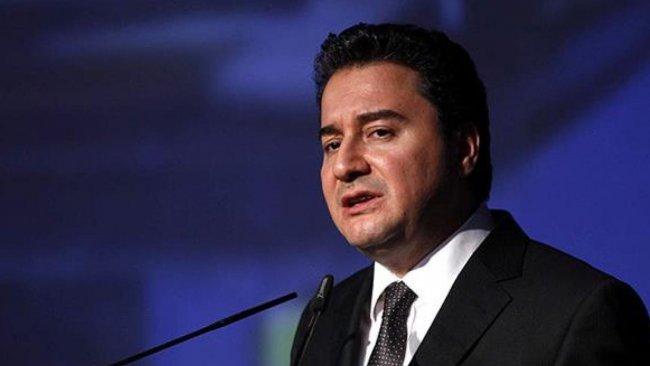Babacan'dan Kadri Yıldırım için 'Kürtçe' mesaj