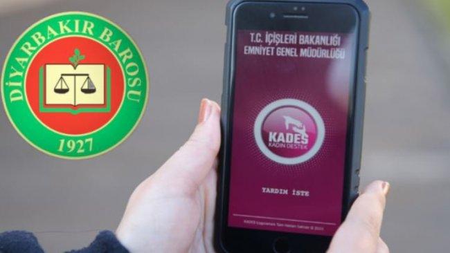 Diyarbakır Barosu'ndan 'KADES' başvurusu: 'Kürtçe eklensin'