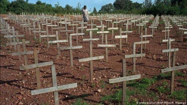 Fransa'da Ruanda soykırımı raporu açıklandı
