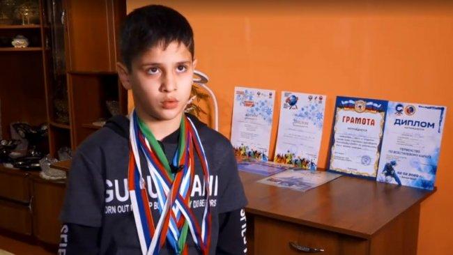 Adige Cumhuriyeti'nde Kürt şampiyonların köyü: Belo