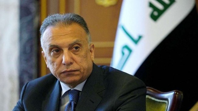 Irak Başbakanı Kazımi: Rebullah'ın Bağdat'taki askeri gösterisi çok abartıldı