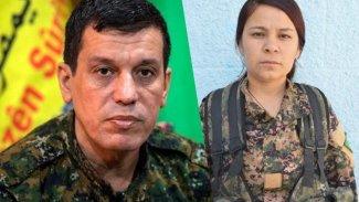 Mazlum Abdi'den Çiçek Kobani hakkında açıklama