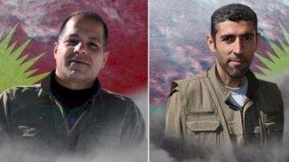 PJAK, iki üyesinin Süleymaniye'de öldürüldüğünü açıkladı