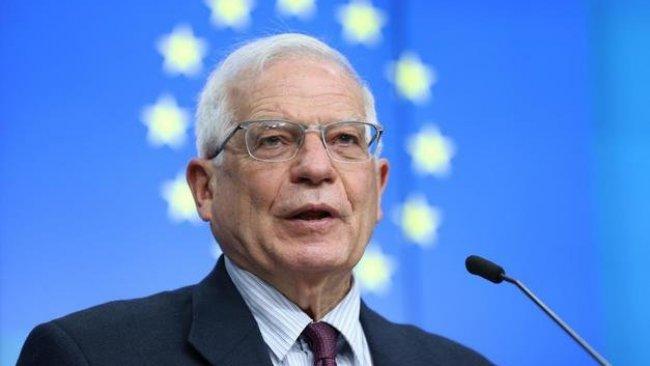 AB Yüksek Temsilcisi Borrell'den Türkiye açıklaması