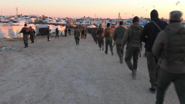 Hol Kampı'nda yürütülen operasyonun 3'üncü gününe ilişkin bilanço açıklandı