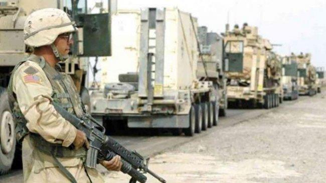 Irak'ta Uluslararası Koalisyon konvoyuna saldırı