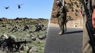 Mardin'de askerlerle PKK'liler arasında çatışma!