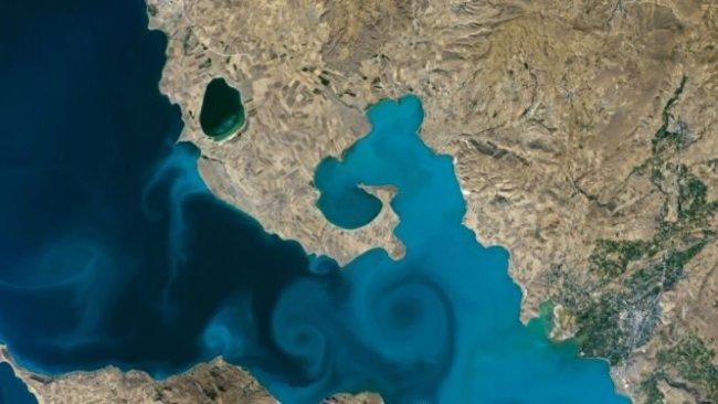 NASA yarışmasında, Van Gölü fotoğrafı yarı finale kaldı