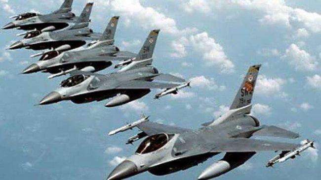 NATO'dan Rus savaş uçaklarına önleme