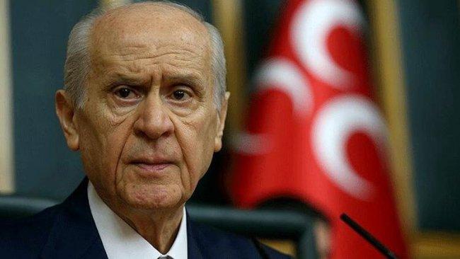 Bahçeli: HDP'nin kapatılması kadar Anayasa Mahkemesi'nin de kapanması gerek