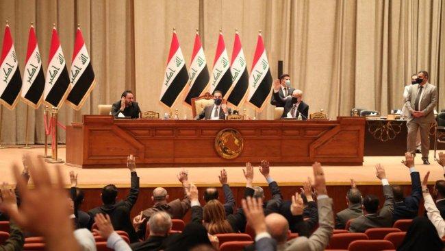 Irak Parlamentosu'ndaki oturumda Kürdistan Bölgesi'yle ilgili maddeler onaylandı