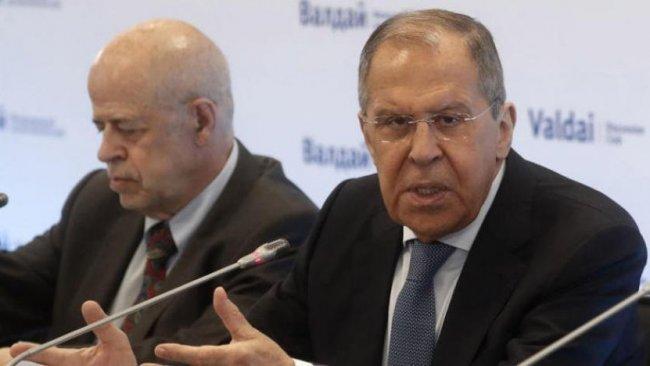 Lavrov: En büyük risk Suriye'nin bölünmesi