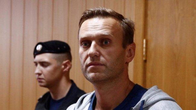 Rus muhalif lider Navalni açlık grevine başladı