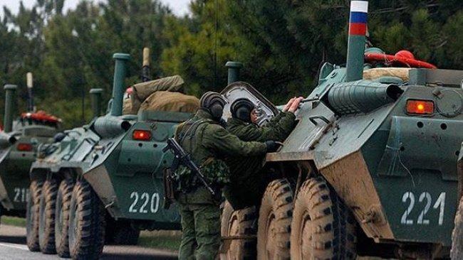 Rusya Ukrayna sınırına asker yığıyor