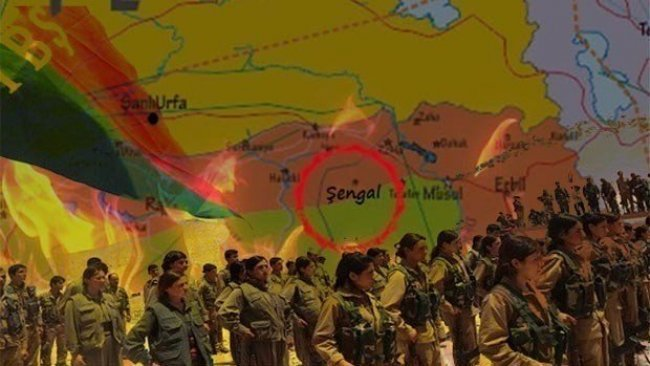 'Şengal'de Irak ordusu ve YBŞ anlaştı' iddiası