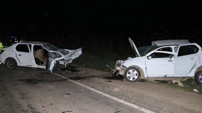 Urfa'da kaza: 5 kişi hayatını kaybetti