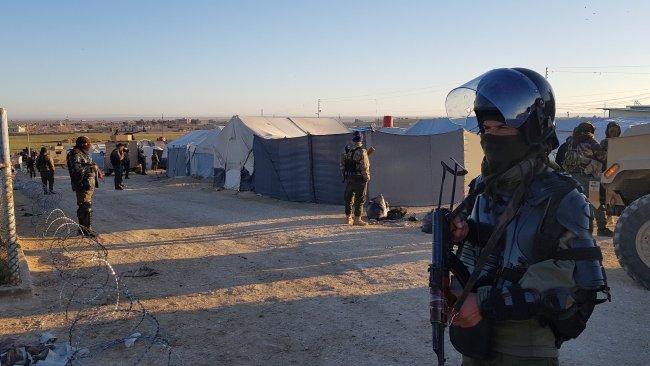 DSG'nin yaptığı operasyonda çok sayıda IŞİD'li yakalandı
