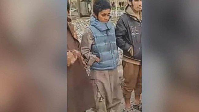 IŞİD'in 9 yaşında kaçırdığı Ezidi çocuk, DSG savaşını anlattı
