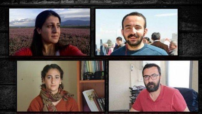 Van'da tutuklanan gazeteciler için tahliye kararı