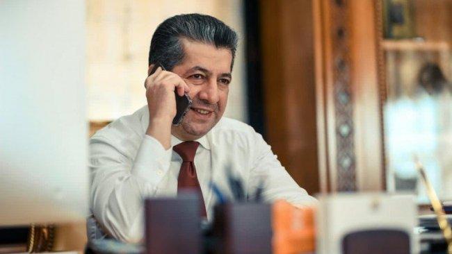 Başbakan Barzani, Iraklı liderlerle görüştü