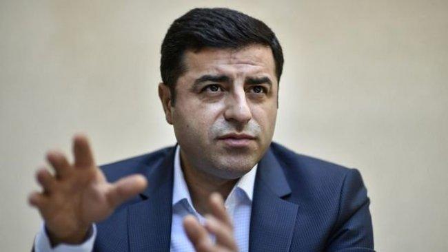 Demirtaş'ın 'HDP öncülüğünde üçüncü bir ittifak kurulabilir