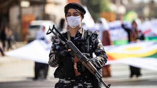 Rojava'da sokağa çıkma yasağı ilan edildi