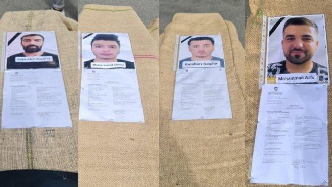 Rojavalı mültecilerin cenazeleri Kürdistan Bölgesi'ne getirildi