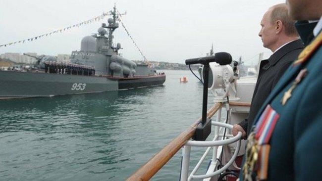 Rusya, Doğu Akdeniz'de gaz faaliyetlerine katıldı