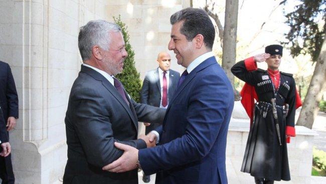 Başbakan'dan Ürdün Kralı Abdullah'a destek açıklaması