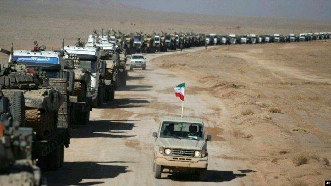 SOHR: İran, Suriye'deki askeri gücünü artırdı