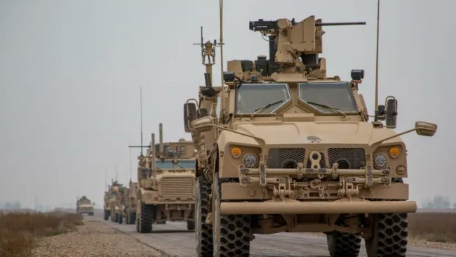 Uluslararası Koalisyon: Davet üzerine Irak'tayız