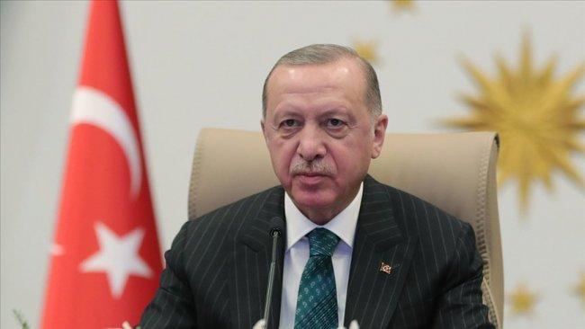 Erdoğan'dan bildiri yorumu: Montrö'den çıkma niyetimiz yok