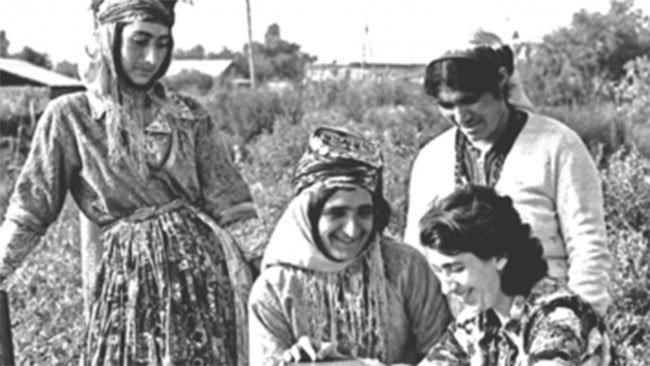 Occo Mahabad: SSCB'de Kürtlere Yönelik Alfabe, Eğitim ve Kültür Çalışmaları