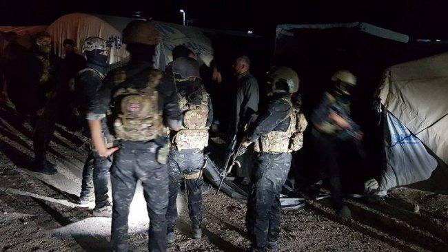 Rojava'daki güçler Hol Kampı'nda 3 IŞİD üyesini yakaladı