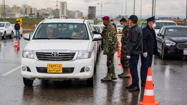 Kürdistan Bölgesi ve Irak'ın arasında gidiş-gelişler yasaklandı