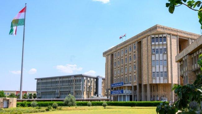 Kürdistan Parlamentosu'nda anayasa hazırlığı
