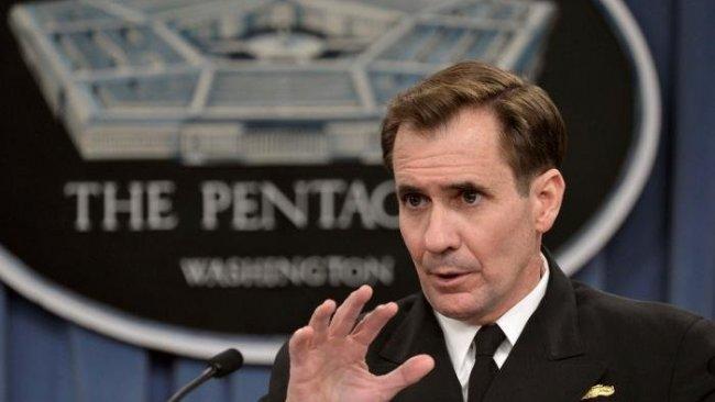 Pentagon'dan Rusya'ya çağrı: Niyetinizi açıklayın