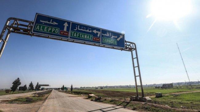 Suriye'de güçler arasında koridor savaşları