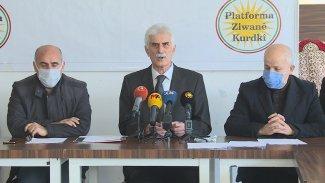 Kürt Dil Platformu'ndan Anadilde eğitim talebi!