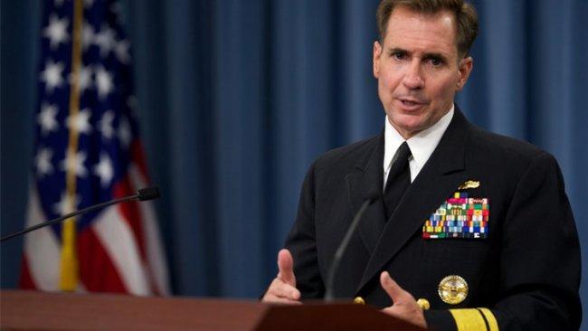 Pentagon'dan Irak açıklaması