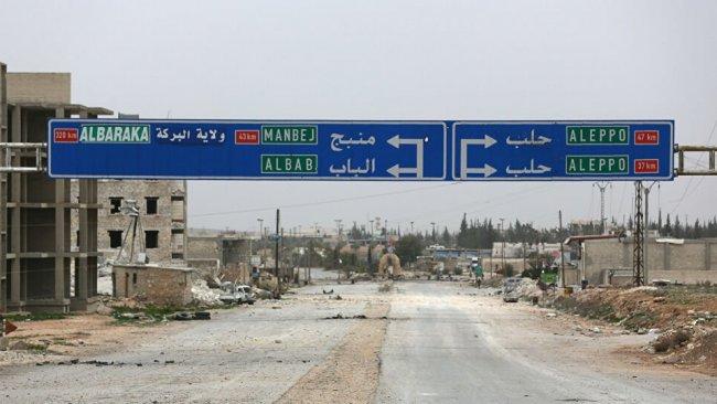 Rusya: Suriye'de TSK'nın kontrolündeki bölgelerden yapılan topçu atışları sonucu 5 sivil öldü