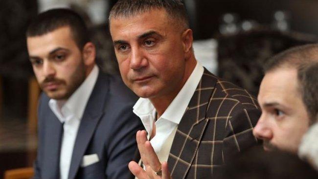 Sedat Peker'in yakalanması için Interpol kararı