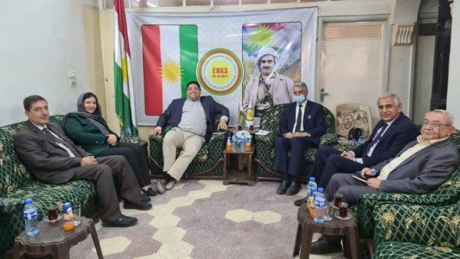 ABD Temsilcisi: Kürt diyaloğunu destekliyoruz
