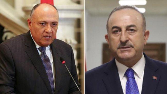 Mısır ve Türkiye arasında 8 yıl sonra ilk resmi temas
