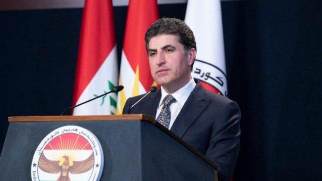 Neçirvan Barzani'den Bağdat'a ziyaret