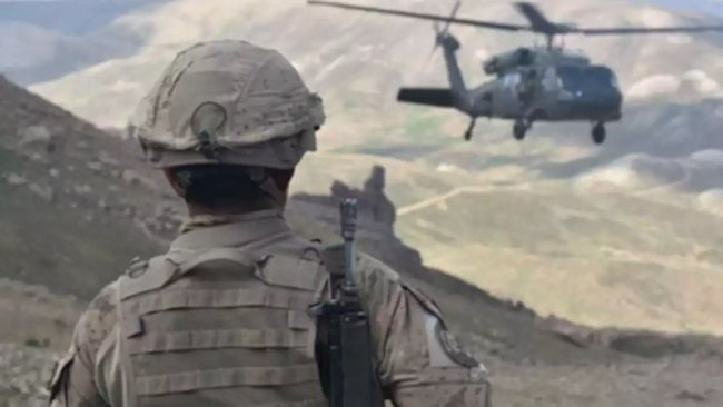 Siirt'te çatışma: 1 asker yaşamını yitirdi