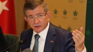 Ahmet Davutoğlu: 'Çözüm sürecinin arkasında durdum'
